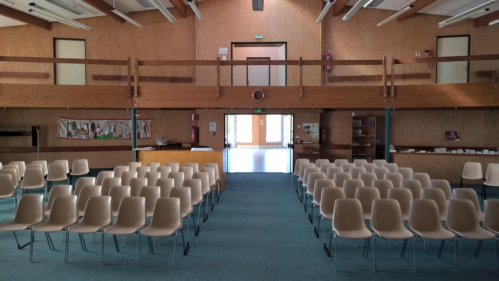 La Salle Principale