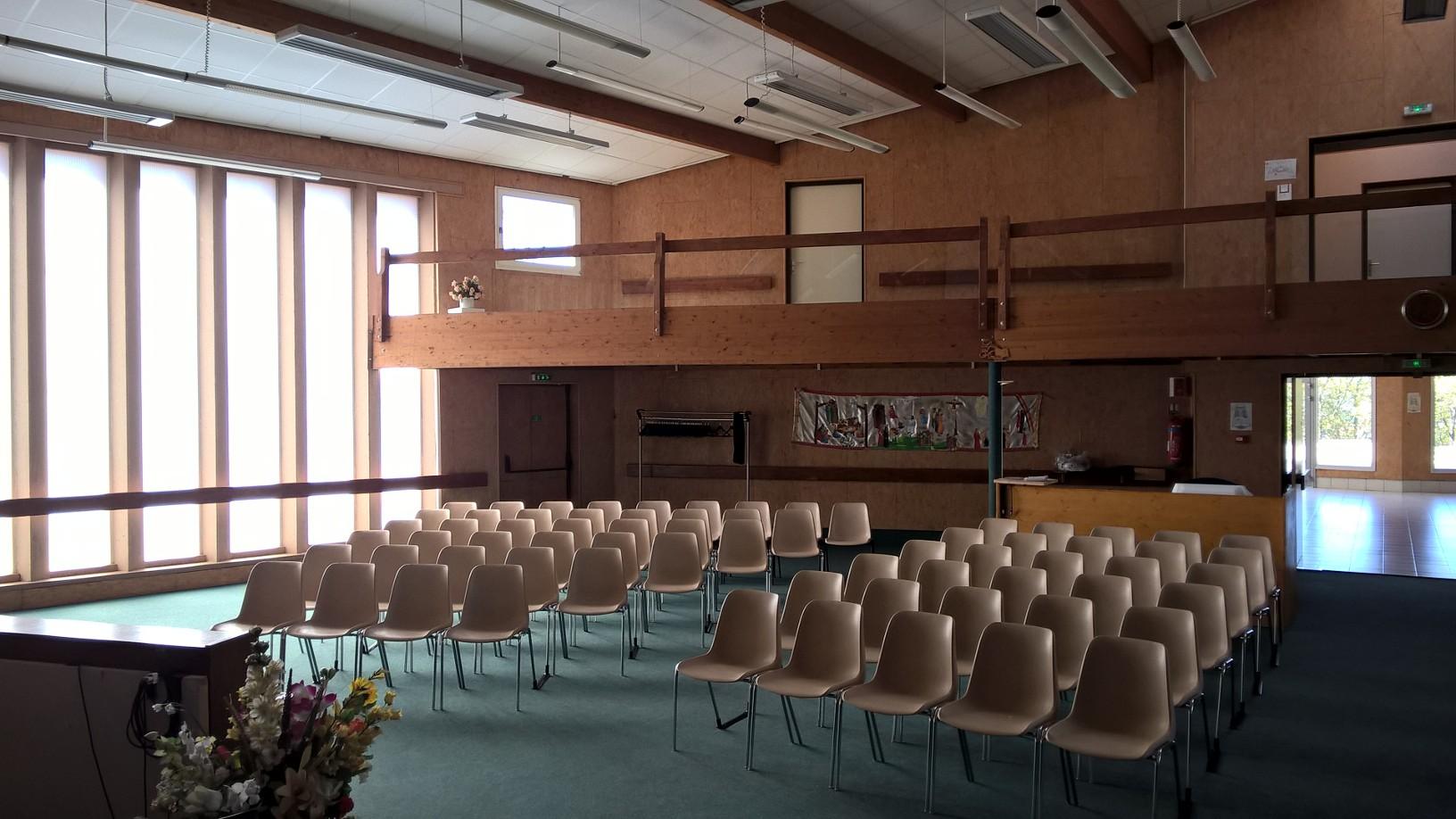 La Salle Principale - gauche